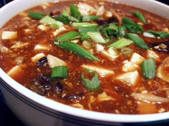 VEG HOT N SOUR SOUP