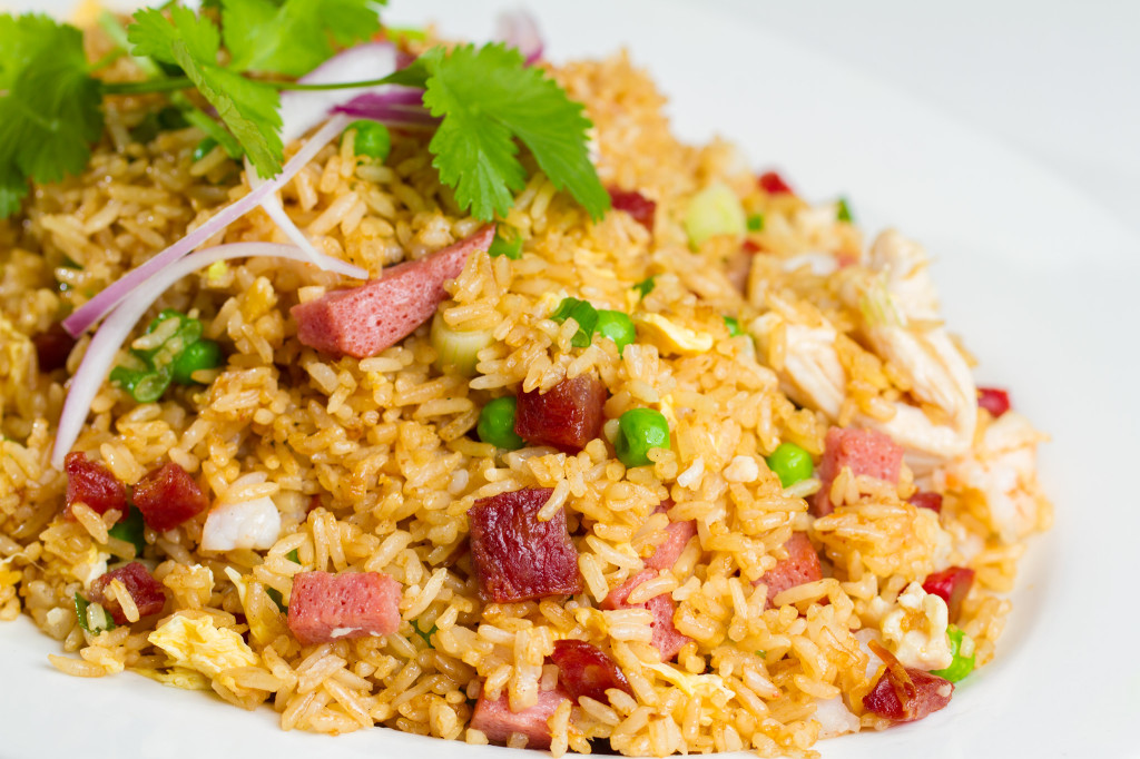 HONKONG MIXED FRIED RICE