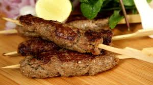 MUTTON SHEEK KEBAB